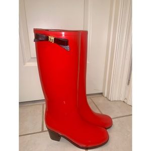 Kate Spade Rainboots